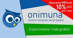 Onimuna - Gerenciamento de projetos