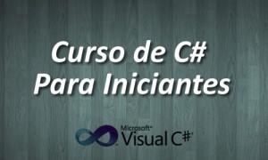 C# para iniciantes