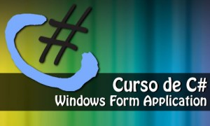 C# com form application