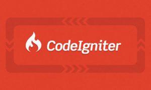 Codeigniter para iniciantes